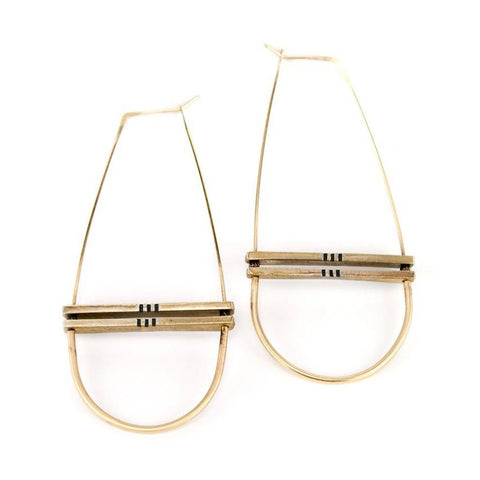 Alameda Hoop Earrings