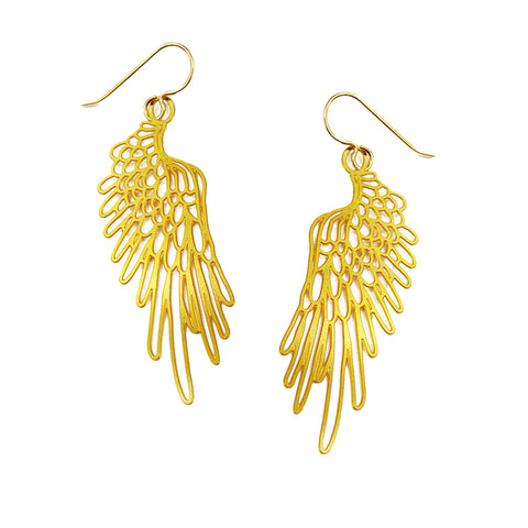 Small Wings #3 Earrings