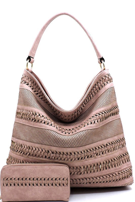 Holly Shoulder Bag Blush