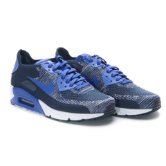 NIKE - AIR MAX 90 ULTRA 2.0 FLYKNIT - COLLEGE NAVY/PARAMOUNT BLUE