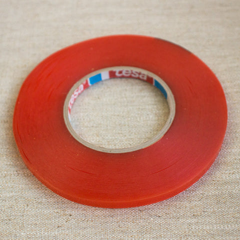 Double-Sided Lampshade Tape, 50m roll (Various widths)