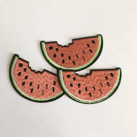 Iron on Patch: Watermelon