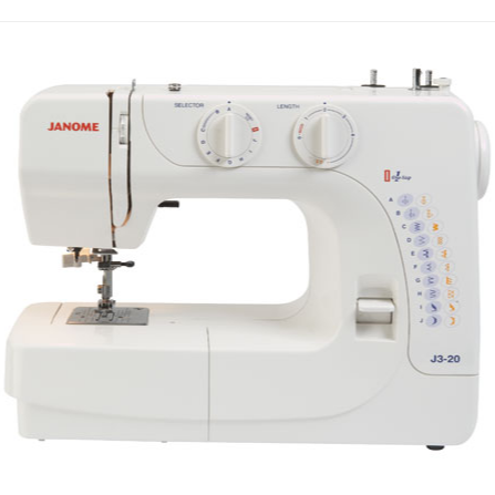 Sewing Machine: Janome J3-20 (FREE delivery & FREE £40 workshop!)