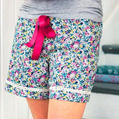 Intro to Dressmaking: PJ Shorts (The Makery, Bath)