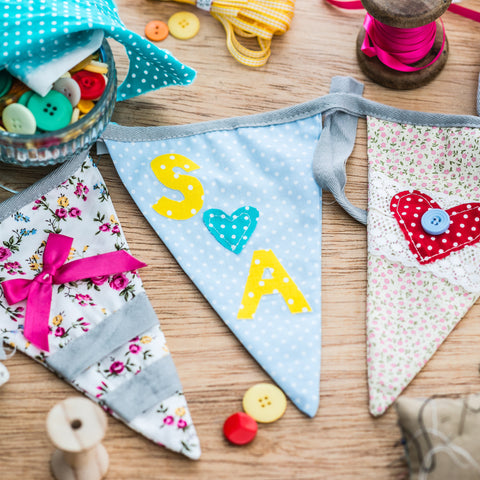 Hen Party Kit: Bunting (£10 per person)