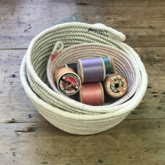 Sew a Stacking Pot Set (The Makery, John Lewis, Oxford St)