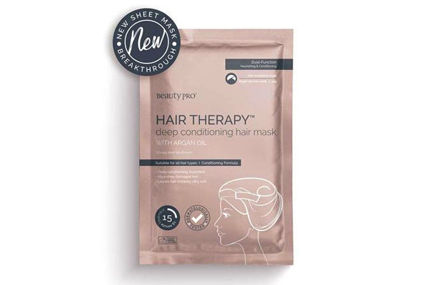How to use our HAIR THERAPY Mask
