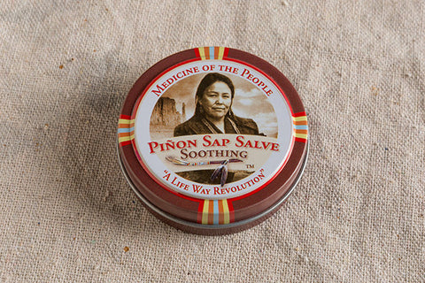 Pinon Sap Salve - Soothing