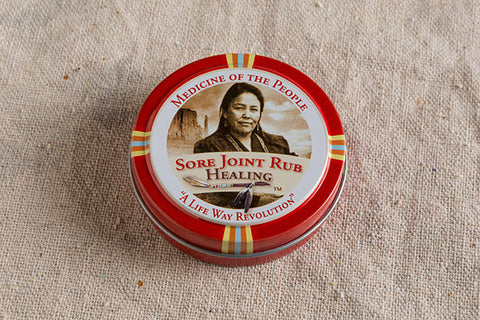 ".75oz Sore Joint Rub  ""Healing"""
