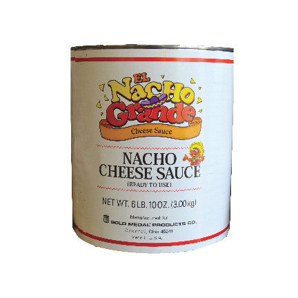 EL NACHO GRANDE Cheese Sauce, #10 CAN