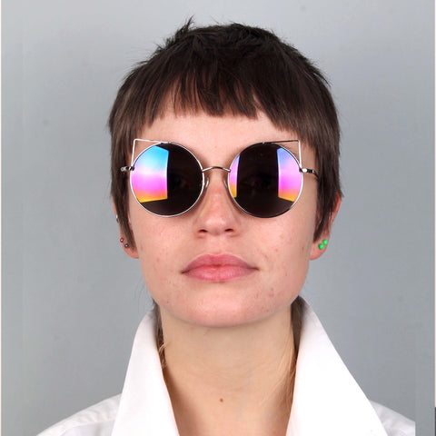 Linda Farrow X Matthew Williamson Sunglasses