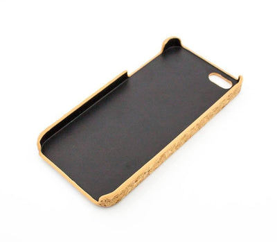 Cork Case Snap On Cover - KOLAKOLLI - Milkyway Cases -  iPhone - Samsung - Clear Cute Silicone Phone Case Cover