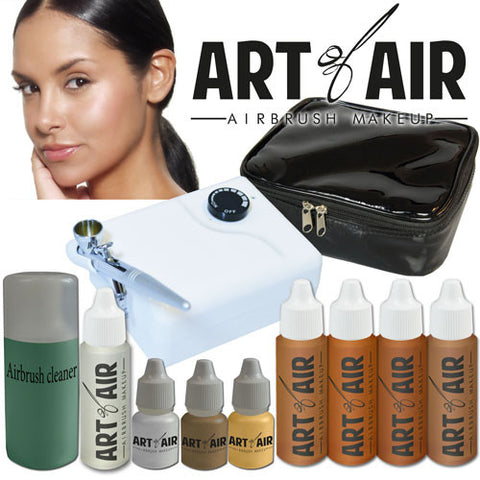 Cosmetic Airbrush System - TAN Tone