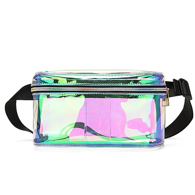 Transparent Waist Bag