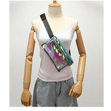 Load image into Gallery viewer, Transparent Waist Bag