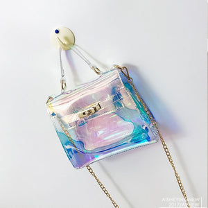 Clear Tote Jelly Bag