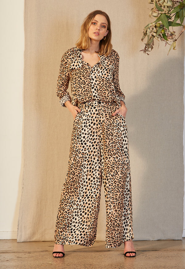 Staple the Label Animalier Pants
