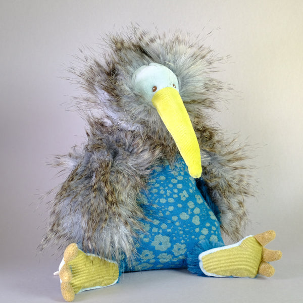 Moulin Roty - Kiwi Soft Toy.