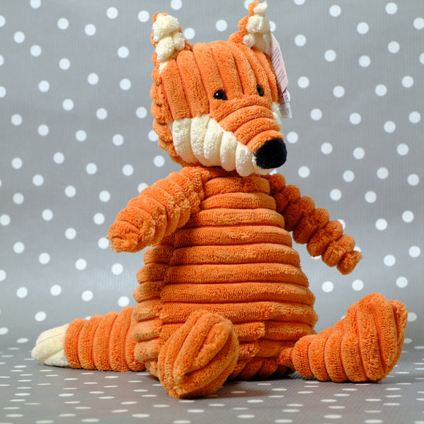 Jellycat Small Cordy Roy Fox
