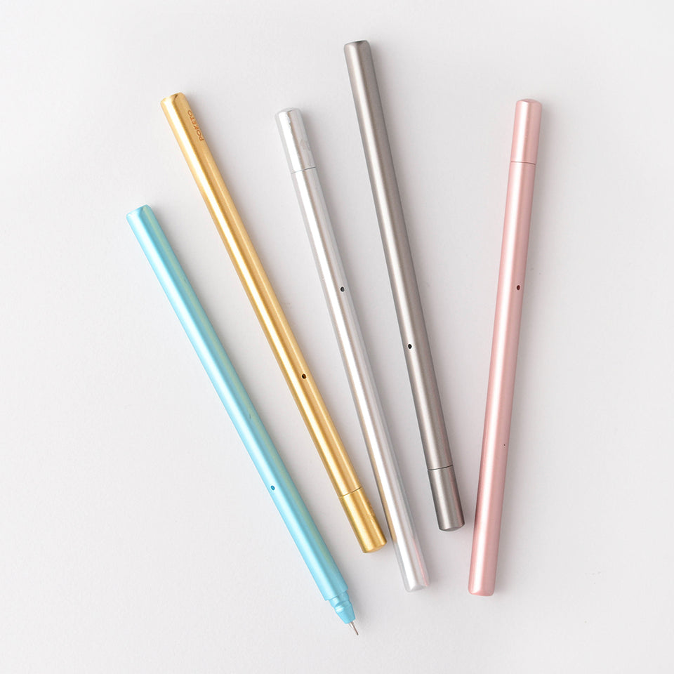Poketo Prism Rollerball Pens | In Five Colors