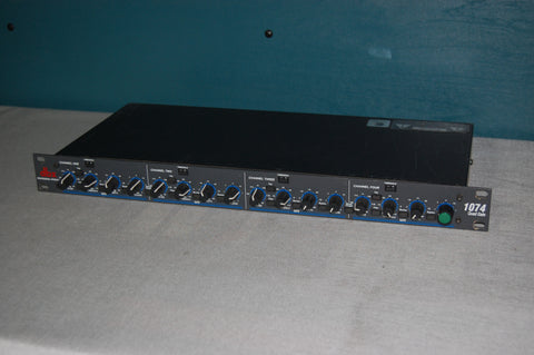 dbx 1074 Quad Gate, Used Audio Systems For Sale