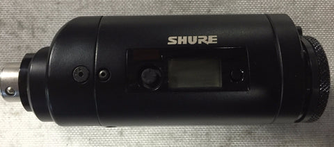Shure UR3-H4 Plug-on Wireless Microphone Transmitter, RFs For Sale