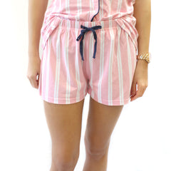Pretty in Pink Sleep Shorts