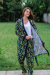 Lemon Drop Dreams Robe
