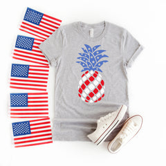 'Patriotic Pineapple' Signature Graphic Tee