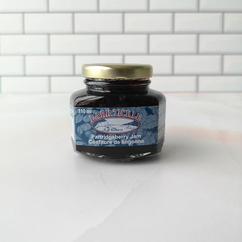 Dark Tickle Partridge Berry Jam