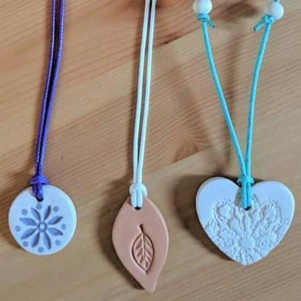 Aromatherapy Necklaces