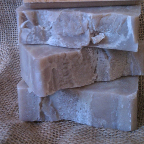 Treehugger - vegan friendly Patchouli scented soap