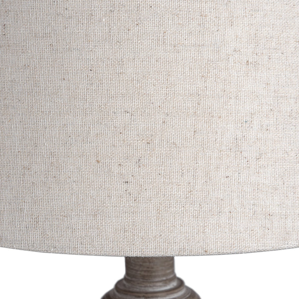 French Rustic Lamp ,  - Olive and Sage, Olive and Sage  - 3