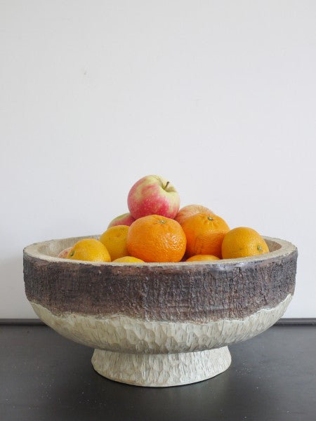 Wood Effect Bowl ,  - Olive and Sage, Olive and Sage  - 2
