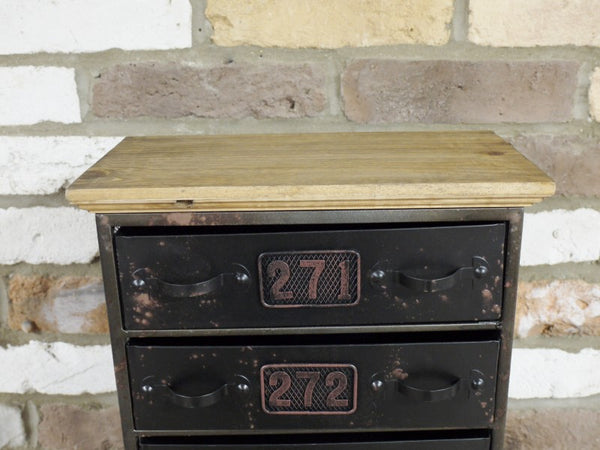 Vintage Drawer Unit