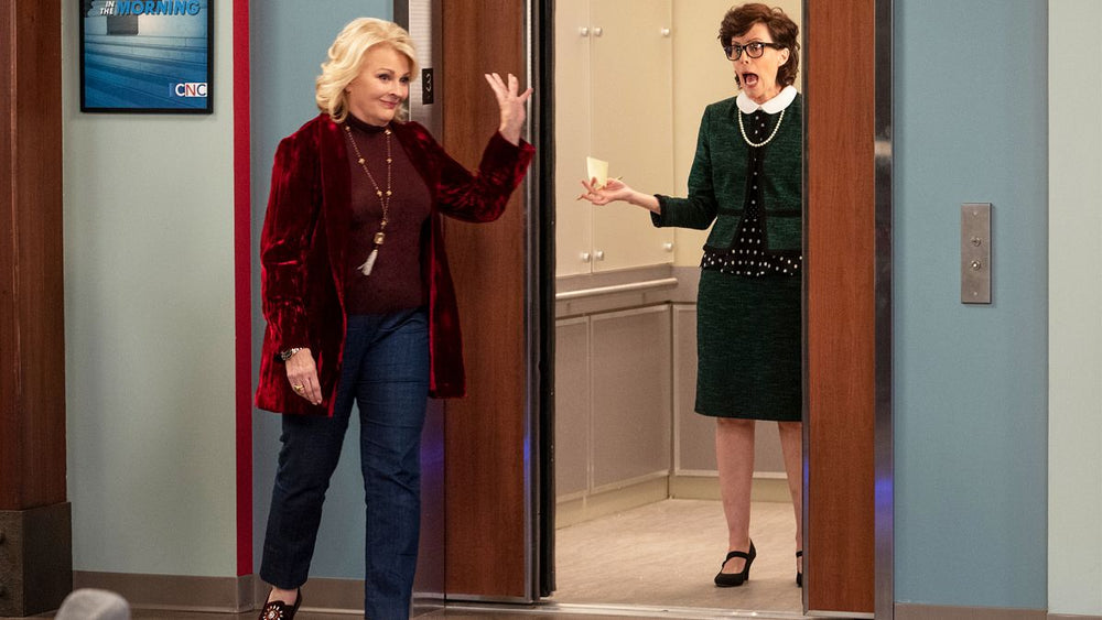 Murphy Brown Style Guide: Episode 8