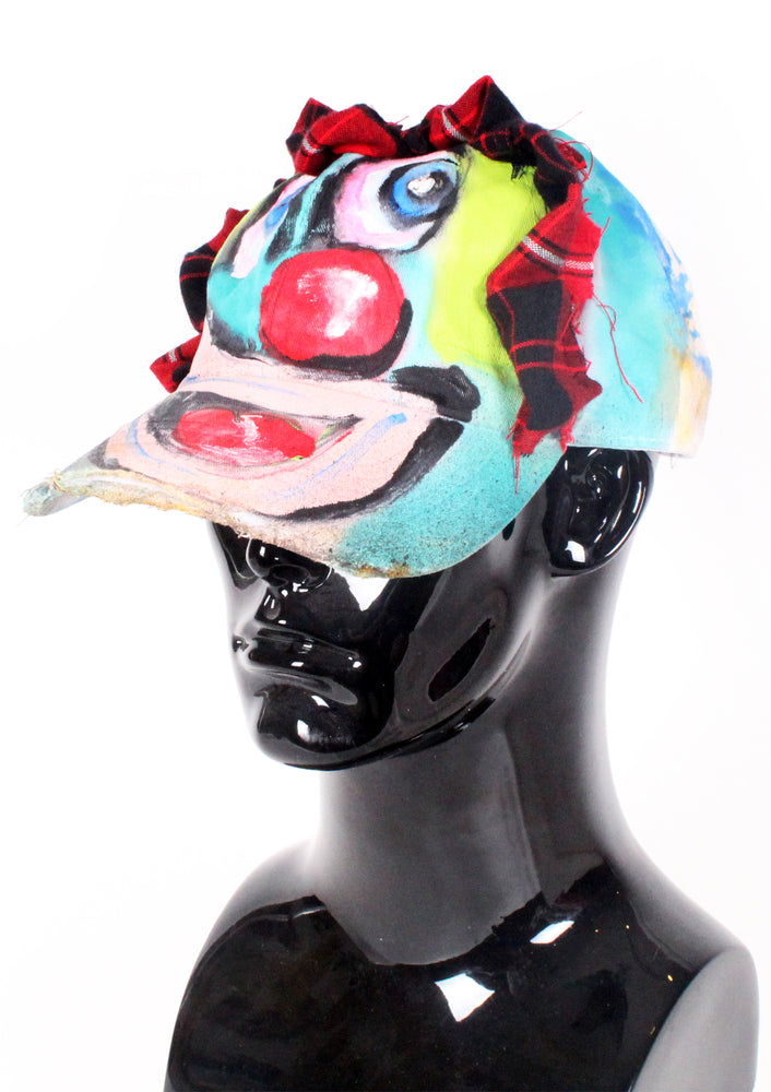 Laughing Clown Baseball Cap