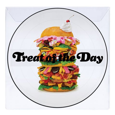 Ghettosocks - Treat Of The Day - LP (Picture Disc)