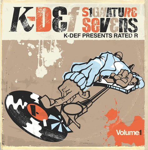 K-Def ft. Rated R - Signature Sevens Vol.1 - 7