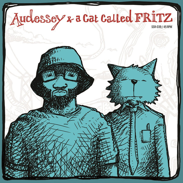 Audessey & A Cat Called Fritz - By Design / The Hop - 7