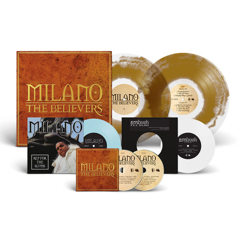 Milano - The Believers Project - Collector's Bundle (Color) - 50 SETS