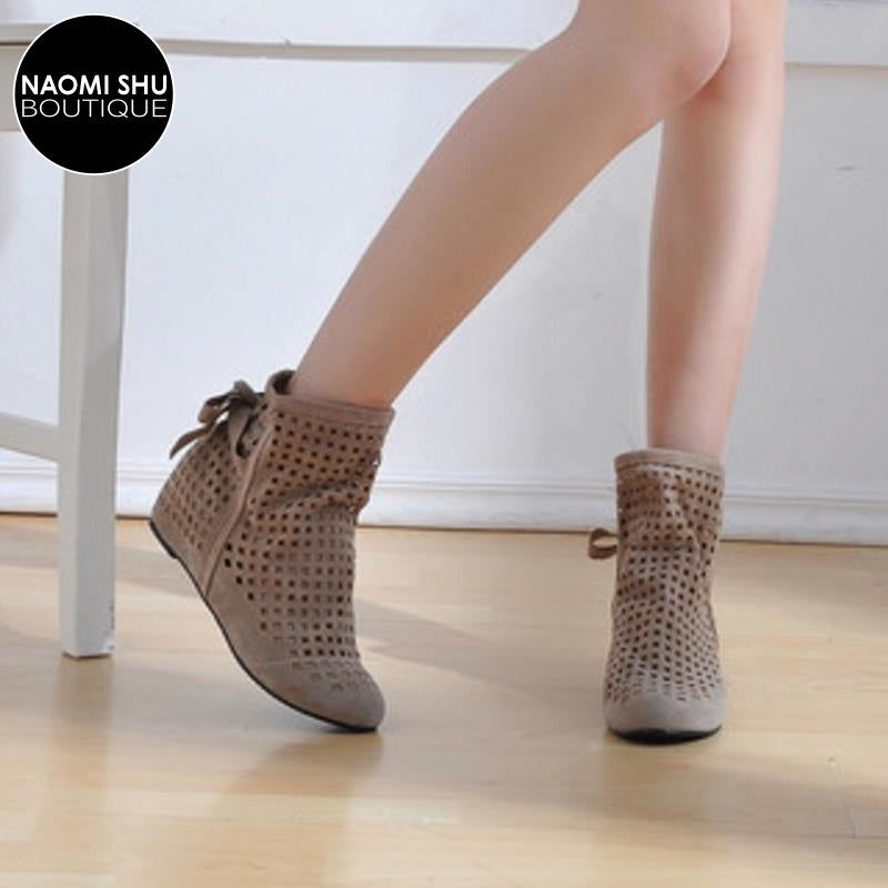 HEUREUX Chic Zapatos Wedge