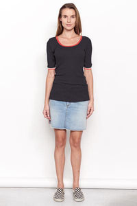 sundry french tee
