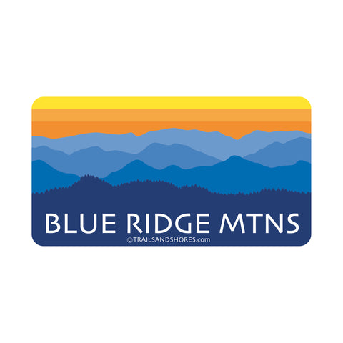 Blue Ridge Sticker
