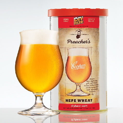 Thomas Cooper Hefe Wheat