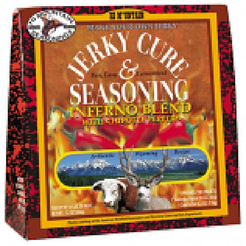Hi Mountain Jerky Seasoning Inferno Blend (HOT!)