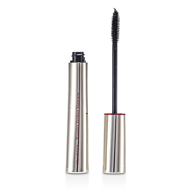 Clarins Wonder Perfect Mascara - #01 Wonder Black --7ml-0.25oz By Clarins