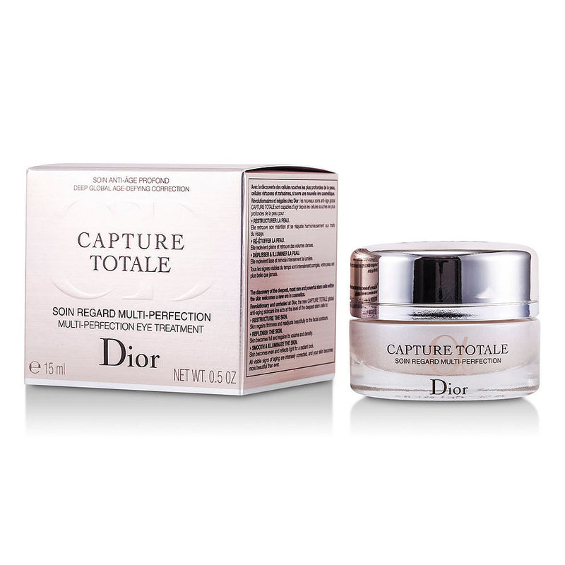 Capture Totale Soin Regard Multi-perfection Eye Treatment --15ml-0.5oz