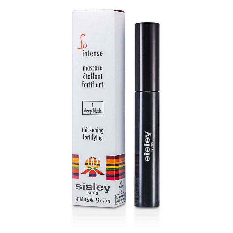 Sisley So Intense Mascara - # 1 Deep Black --7.5ml-0.27oz By Sisley
