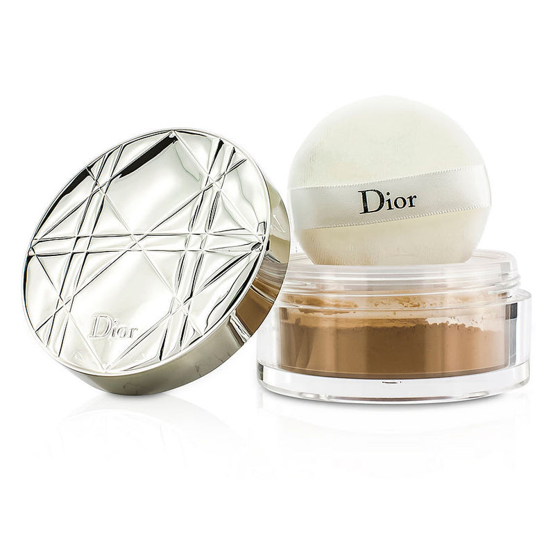 Christian Dior Diorskin Nude Air Healthy Glow Invisible Loose Powder - # 030 Medium Beige --16g-0.56oz By Christian Dior